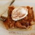Tres Leches Pumpkin Bread Pudding