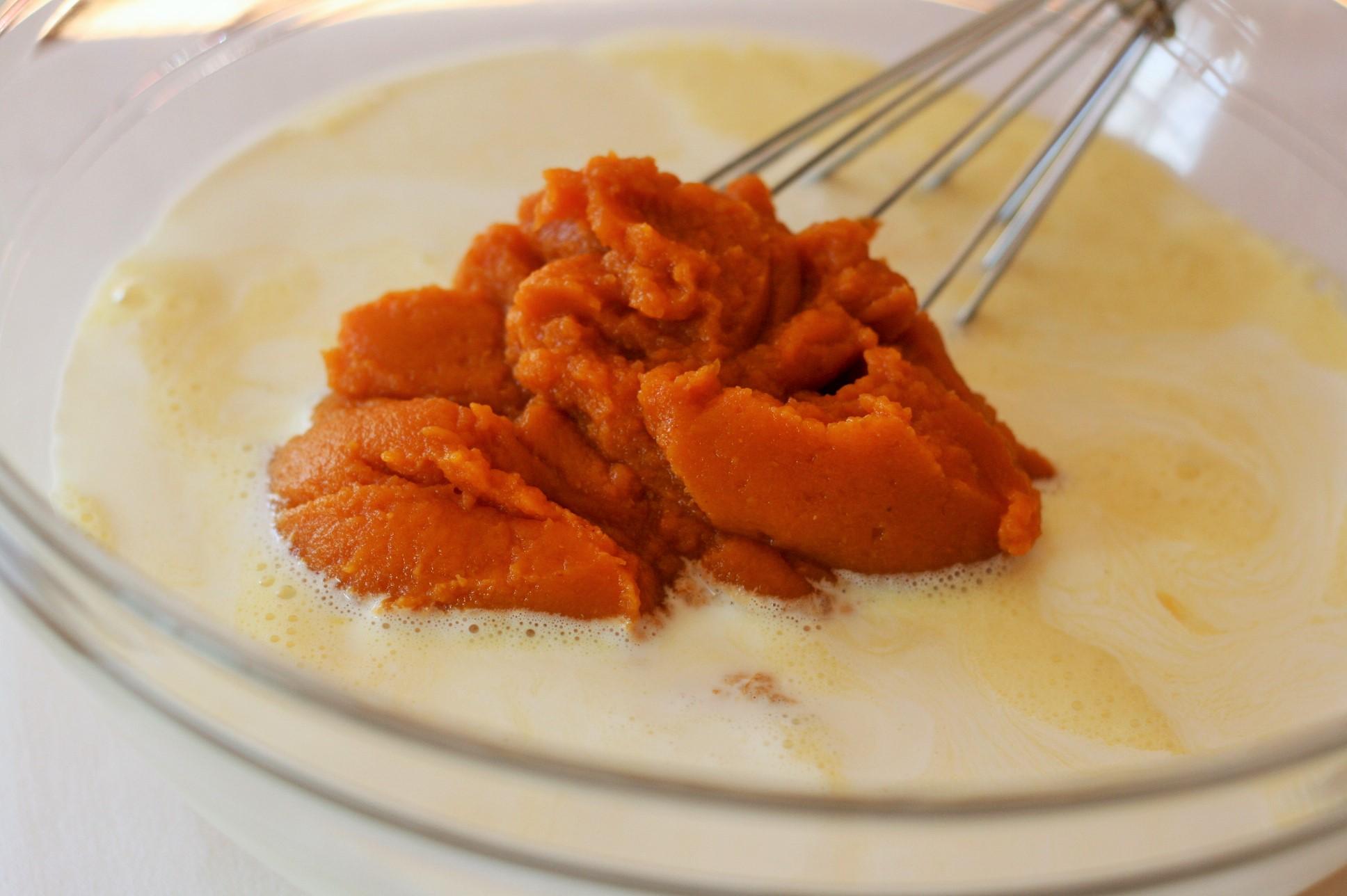 Пюре из тыквы рецепты пошагового
