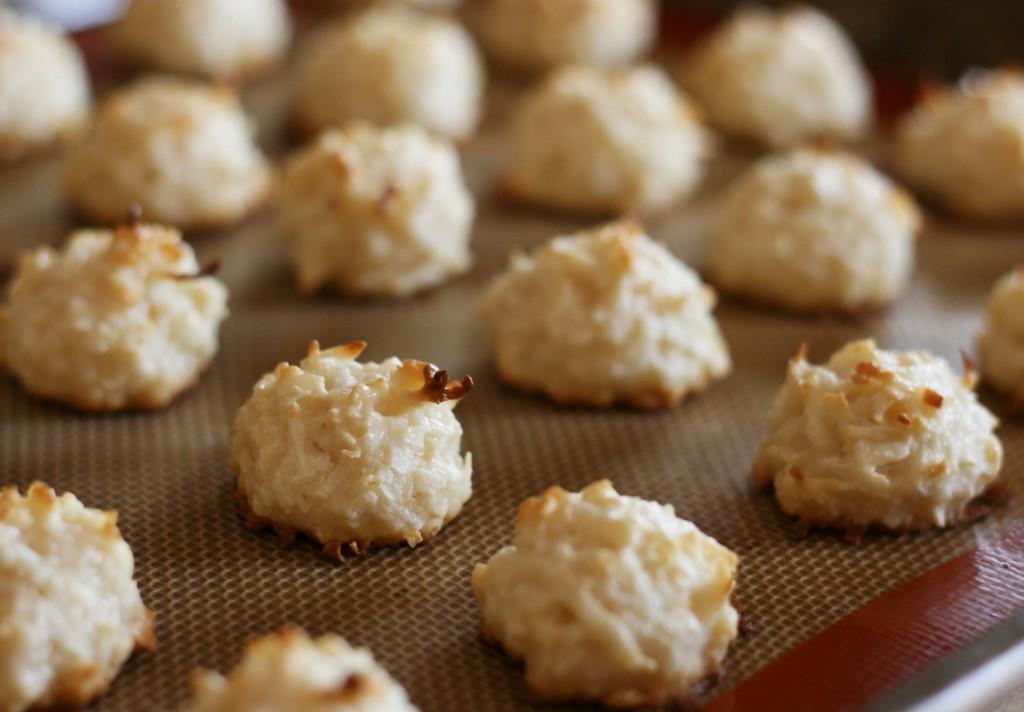 Coconut Macaroons (9)