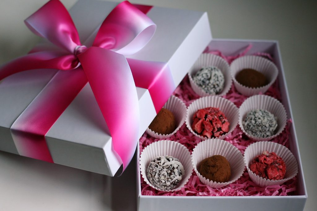 Valentine Chocolate Truffles Laws Of Baking
